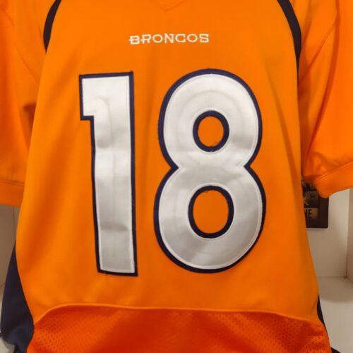 Camisa Denver Broncos Peyton Manning NFL futebol americano