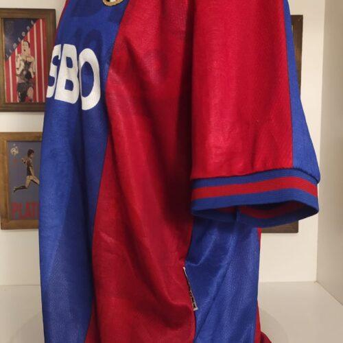 Camisa Bologna Diadora 1996