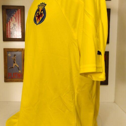 Camisa Villareal Puma 2007