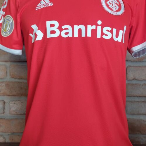 Camisa Internacional Adidas 2020 Nonato Brasileirão