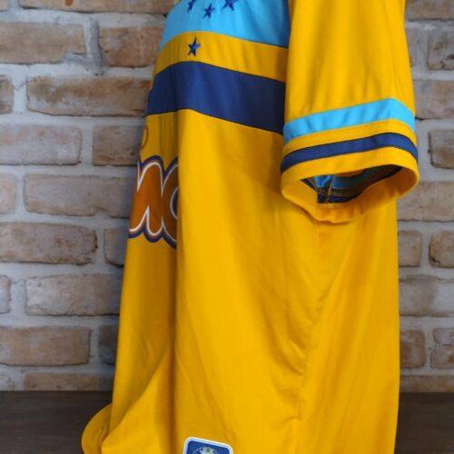 Camisa Cruzeiro Olympikus 2014 Fábio goleiro