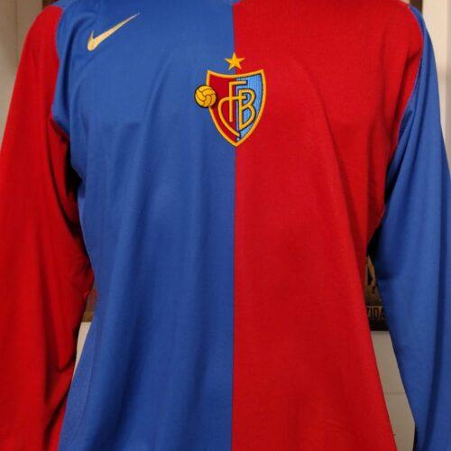 Camisa Basel – SUI Nike mangas longas