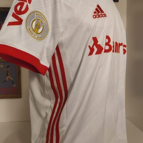 Camisa Internacional Adidas 2020 Roberto Brasileirão