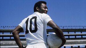 Santos Pelé 1973-74