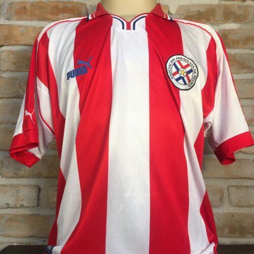 Camisa Paraguai Puma 2000