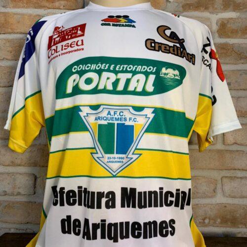 Camisa Ariquemes – RO