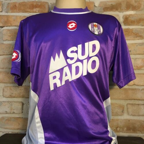 Camisa Toulouse Lotto 2003 Fernandão