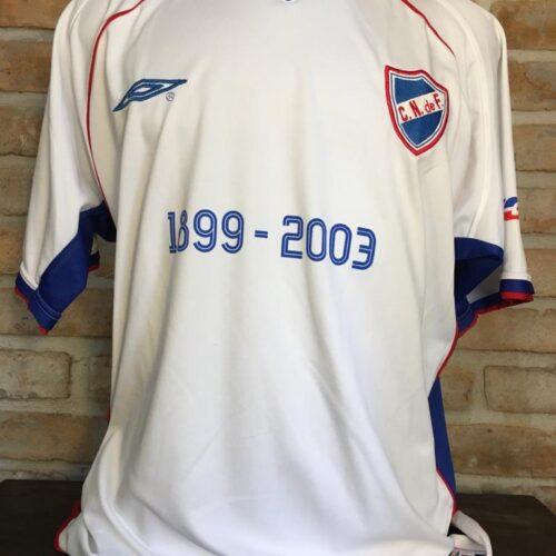 Camisa Nacional – URU Umbro 2003