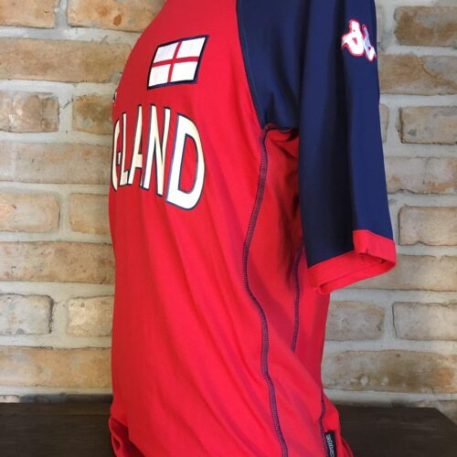 Camisa Inglaterra Kappa rugby