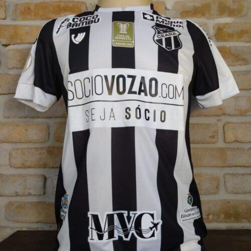 Camisa Ceará Vozão 2020 Charles Brasileirão