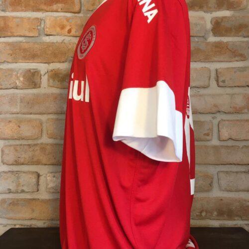 Camisa Internacional Nike 2012 Tinga 150 jogos autografada