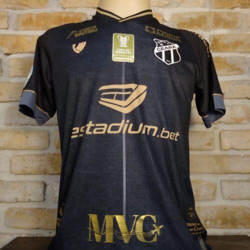 Camisa Ceará Vozão 2020 Felipe Vizeu Brasileirão