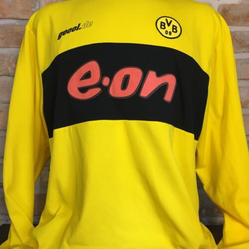 Camisa Borussia Dortmund Goool.de 2002 mangas longas