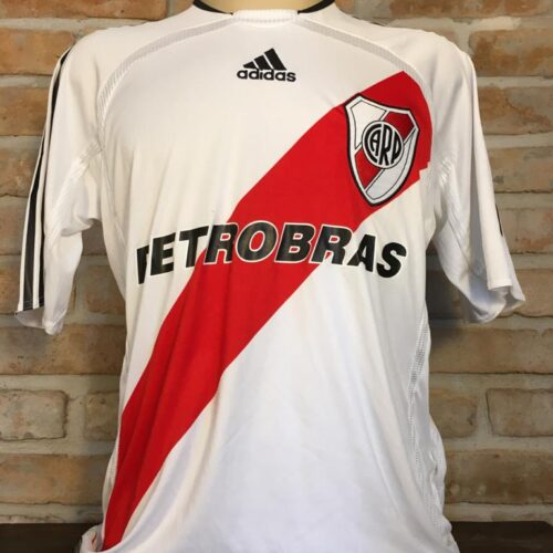 Camisa River Plate Adidas 2006 Ortega