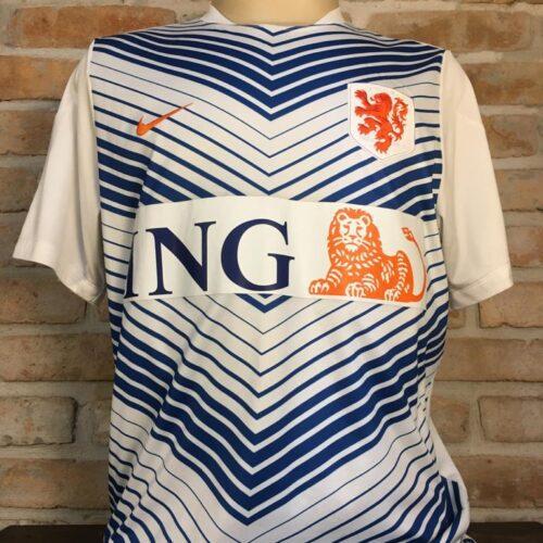 Camisa Holanda Nike treino
