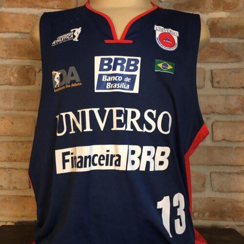 Camisa Universo Brasília Cambs basquete