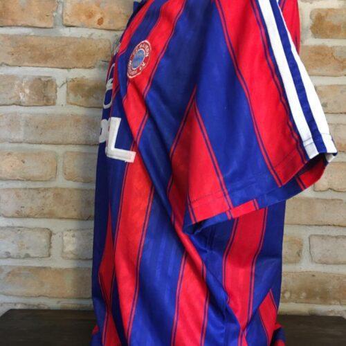 Camisa Bayern Munique Adidas 1996