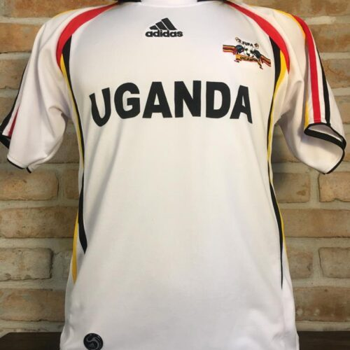 Camisa Uganda Adidas