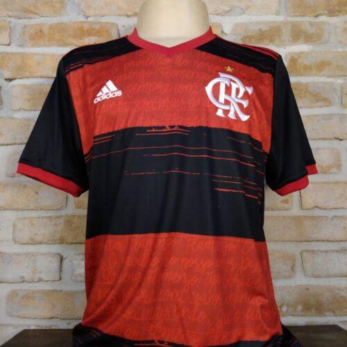 Camisa Flamengo Adidas 2020