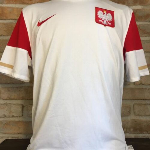 Camisa Polônia Nike 2010
