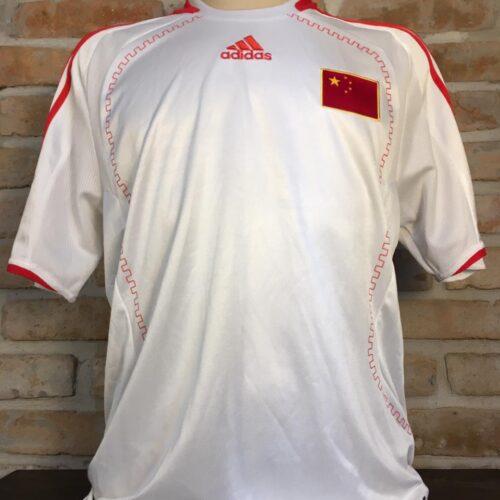 Camisa China Adidas 2007