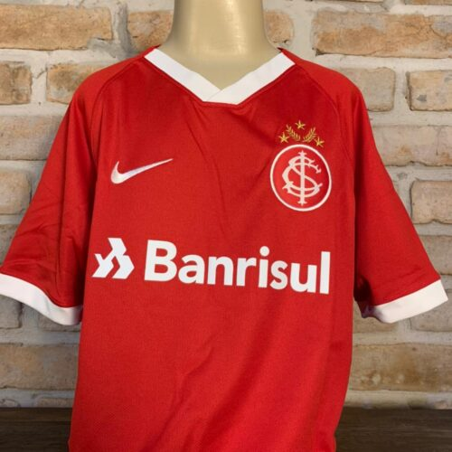 Camisa Internacional Nike 2019 infantil
