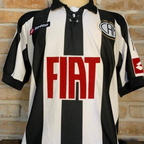 Camisa Atlético Mineiro Lotto 2008 centenário
