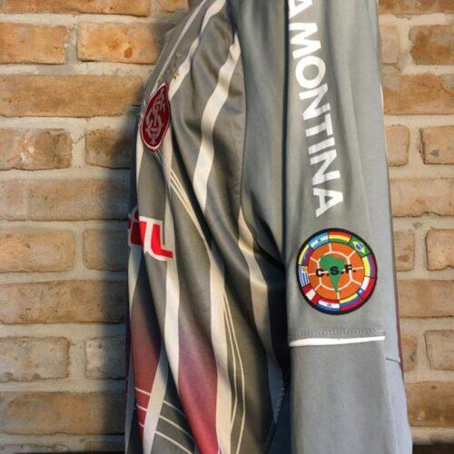 Camisa Internacional Reebok 2006 Clemer mangas longas
