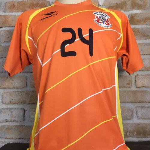 Camisa Butão Penalty goleiro