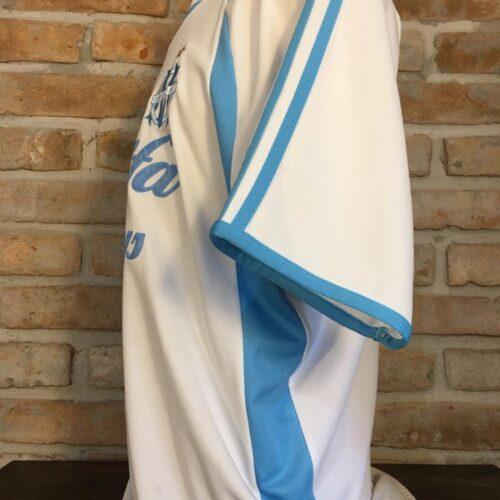 Camisa Olympique Marselha Adidas 2001 Fernandão