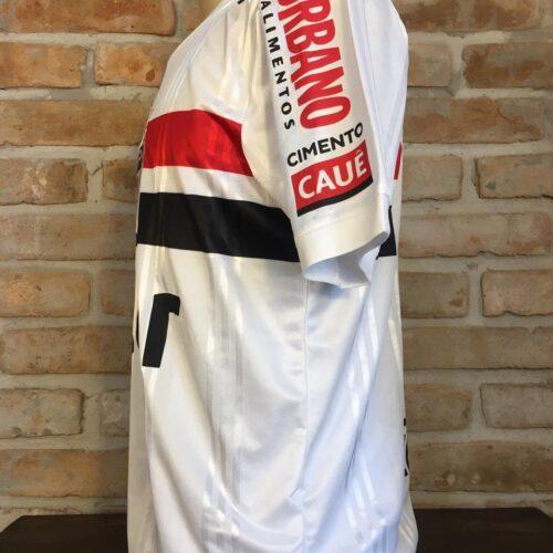 Camisa São Paulo Adidas 2020 Hernanes