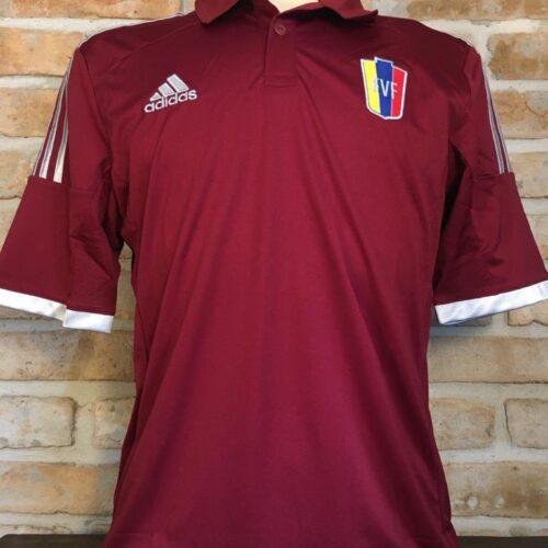 Camisa Venezuela Adidas 2014