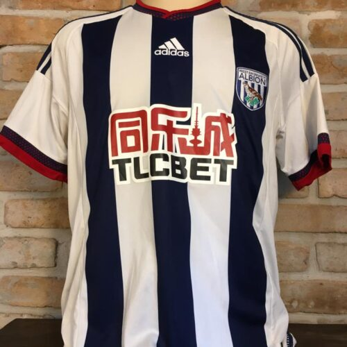 Camisa West Bromwich Albion Adidas 2015