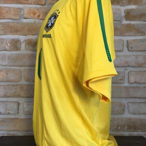Camisa Brasil Nike 2010 Pelé