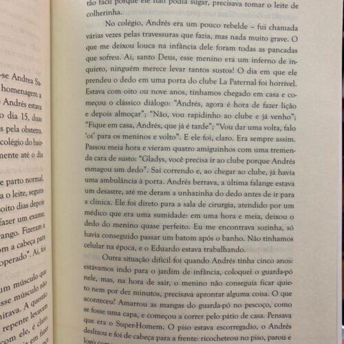 Livro Dalessandro Meus sonhos, meu futebol, minha vida, meu legado