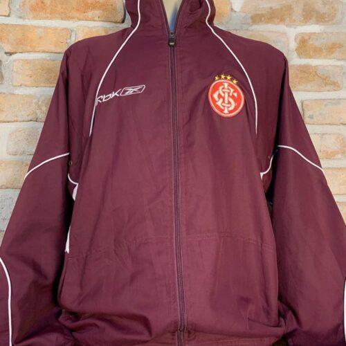 Jaqueta Internacional Reebok 2006 corta-vento