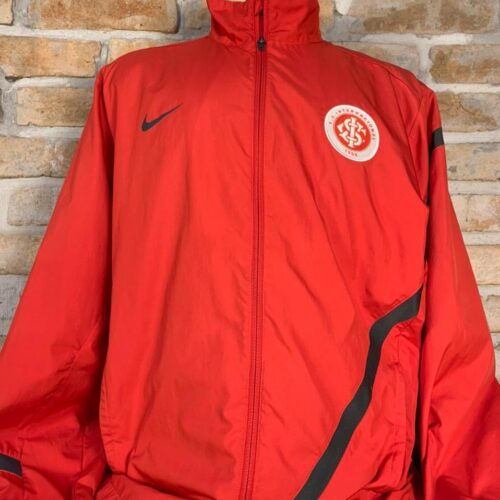 Jaqueta Internacional Nike 2013 corta-vento