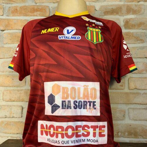 Camisa Sampaio Corrêa Numer 2020 goleiro