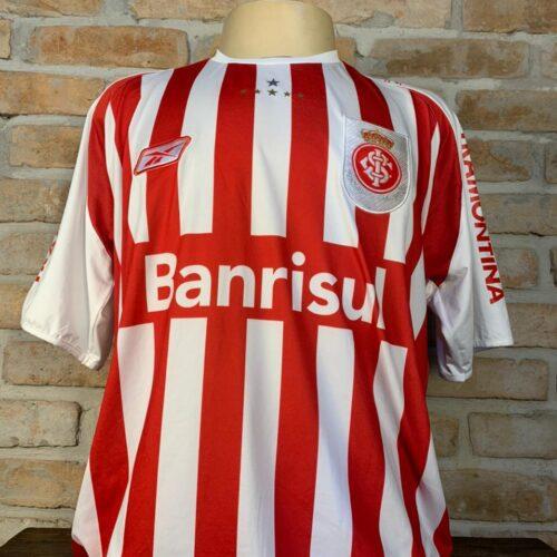 Camisa Internacional Reebok 2008 99 anos