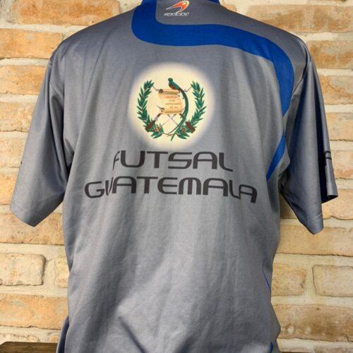 Camisa Liga Futsal Guatemala Spadd