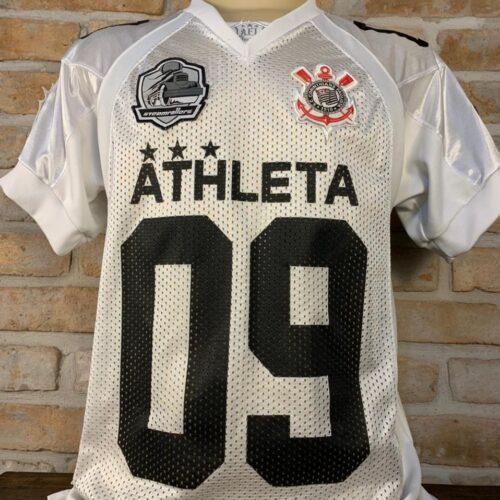 Camisa Corinthians Athleta Rugby