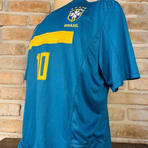 Camisa Brasil Nike 2011 Ganso