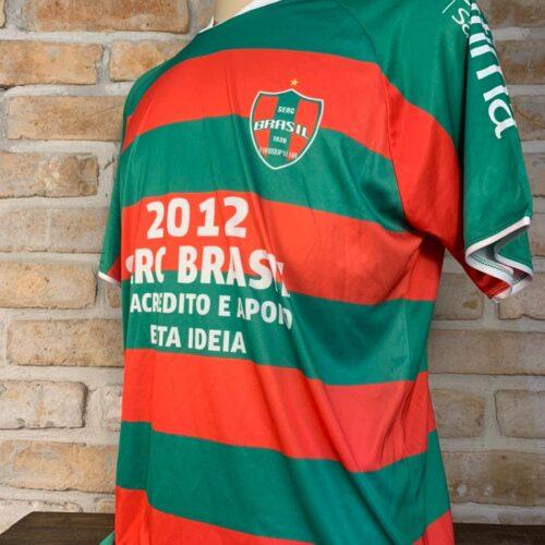 Camisa Brasil de Farroupilha-RS