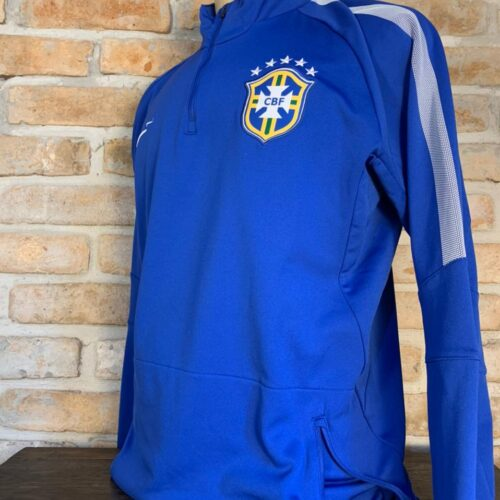 Moletom Brasil Nike 2014 treino