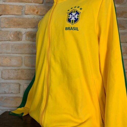 Jaqueta Brasil Nike 2011 colegial