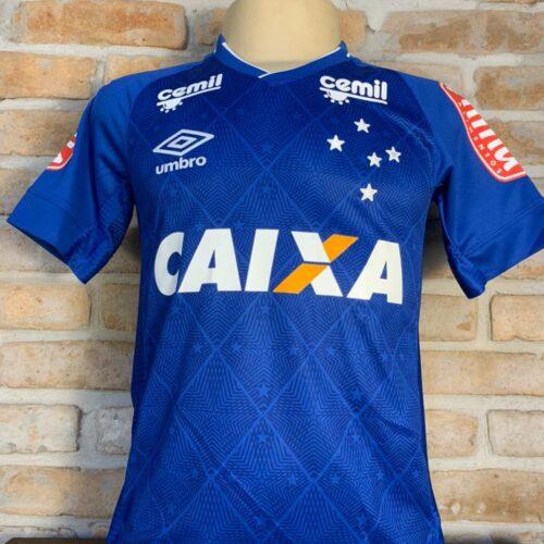 Camisa Cruzeiro Umbro 2017 Rafael Sobis