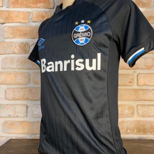 Camisa Grêmio Umbro 2018 terceiro modelo