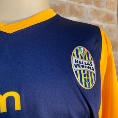 Camisa Hellas Verona Nike 2014 mangas longas