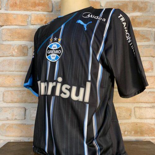 Camisa Grêmio Puma 2010 terceiro modelo