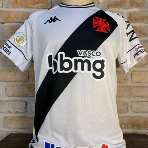 Camisa Vasco da Gama Kappa 2020 Germán Cano Brasileirão